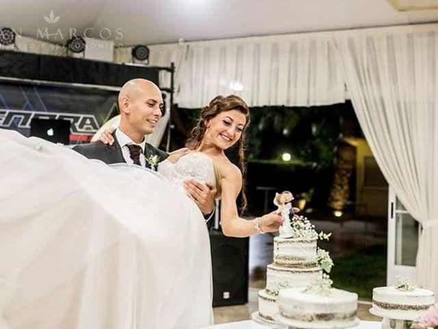 La boda de Bianca y Carlos