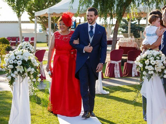 La boda de David y Laura en Guadix, Granada 21