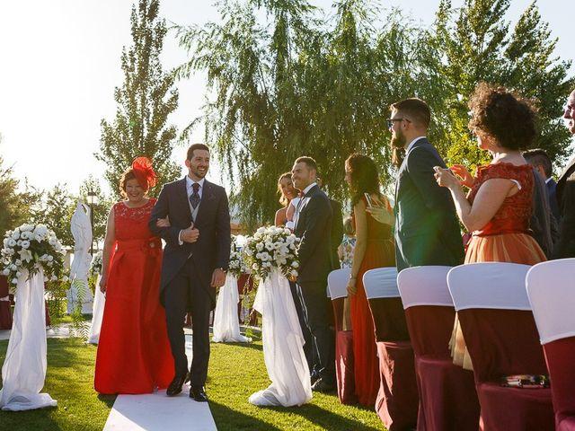 La boda de David y Laura en Guadix, Granada 22