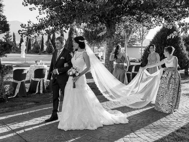La boda de David y Laura en Guadix, Granada 23