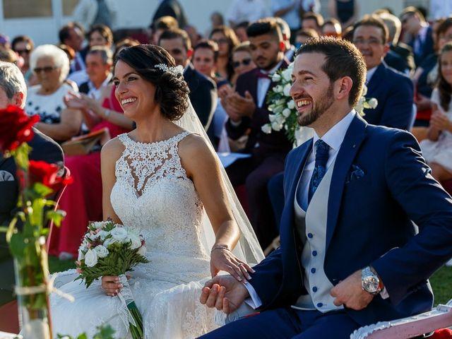La boda de David y Laura en Guadix, Granada 25