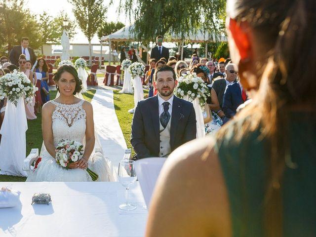 La boda de David y Laura en Guadix, Granada 26