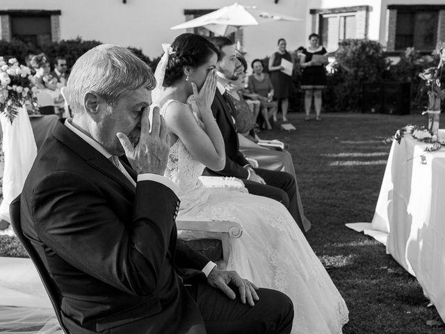 La boda de David y Laura en Guadix, Granada 27