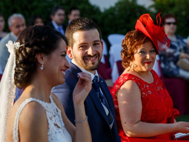 La boda de David y Laura en Guadix, Granada 28