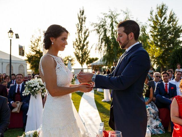 La boda de David y Laura en Guadix, Granada 30