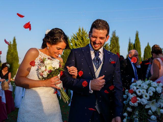La boda de David y Laura en Guadix, Granada 31