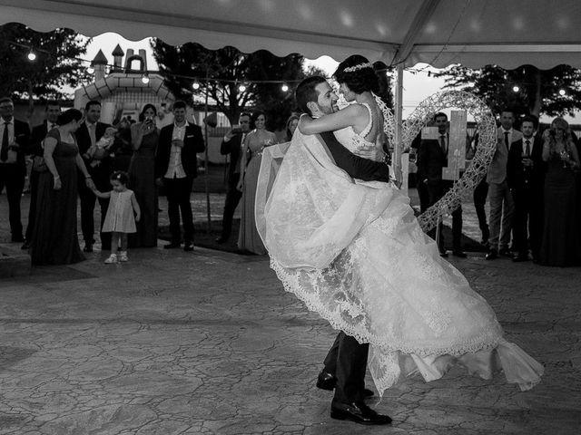 La boda de David y Laura en Guadix, Granada 32