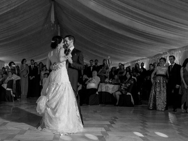 La boda de David y Laura en Guadix, Granada 34