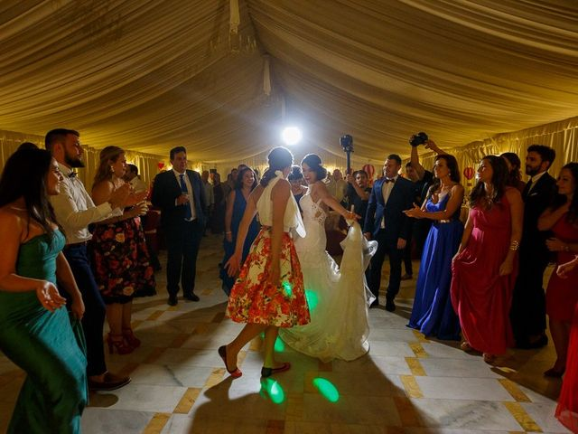 La boda de David y Laura en Guadix, Granada 36