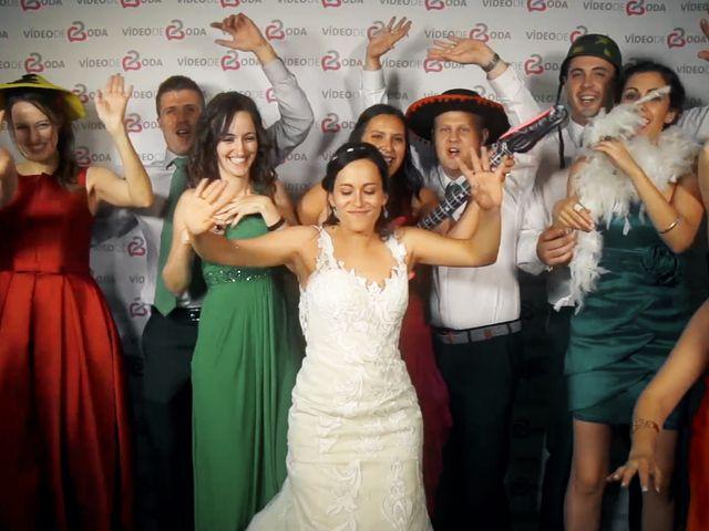 La boda de Fran y Alicia en Ávila, Ávila 1