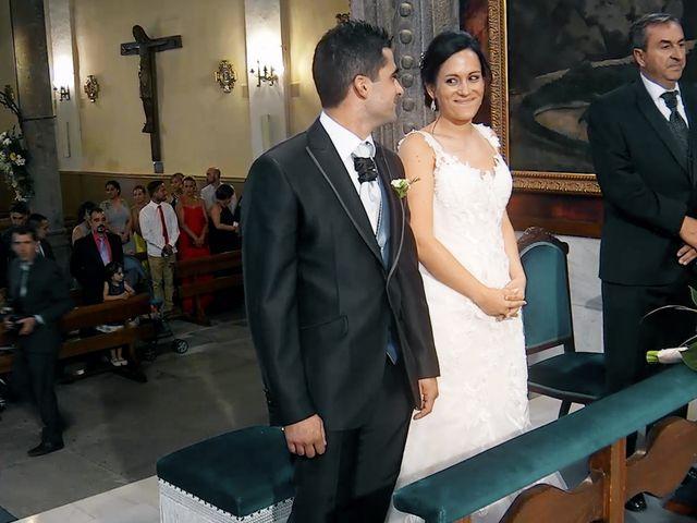 La boda de Fran y Alicia en Ávila, Ávila 7