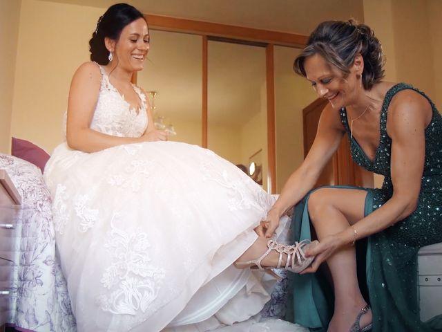 La boda de Fran y Alicia en Ávila, Ávila 12