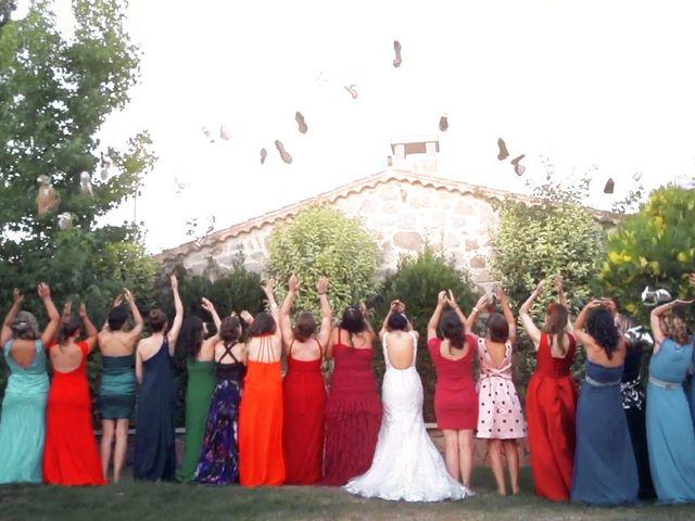 La boda de Fran y Alicia en Ávila, Ávila 13