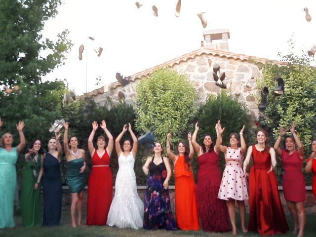 La boda de Fran y Alicia en Ávila, Ávila 15