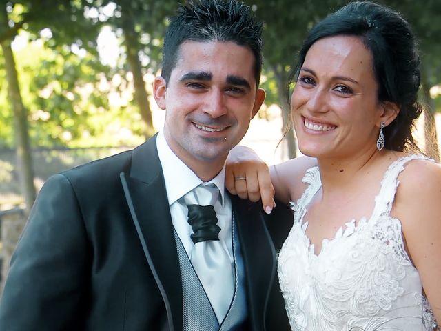 La boda de Fran y Alicia en Ávila, Ávila 17