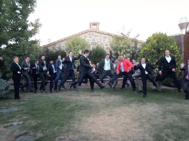 La boda de Fran y Alicia en Ávila, Ávila 20