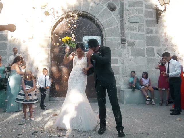La boda de Fran y Alicia en Ávila, Ávila 21