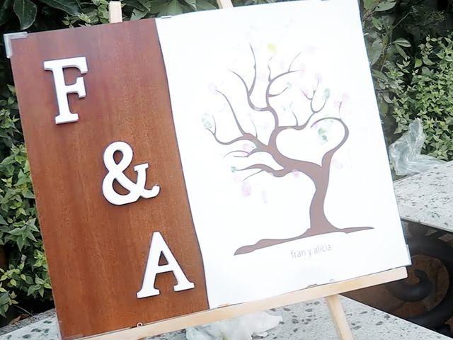 La boda de Fran y Alicia en Ávila, Ávila 22