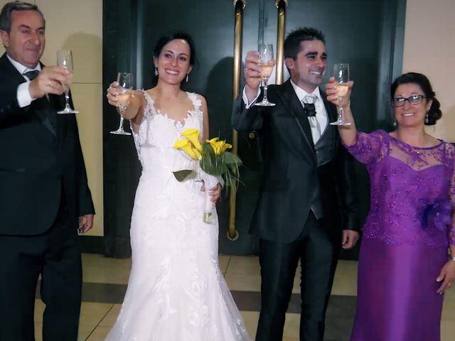 La boda de Fran y Alicia en Ávila, Ávila 25