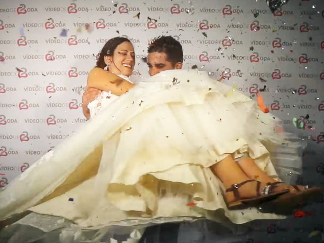 La boda de Fran y Alicia en Ávila, Ávila 27