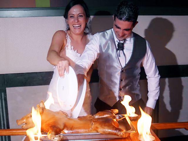 La boda de Fran y Alicia en Ávila, Ávila 29