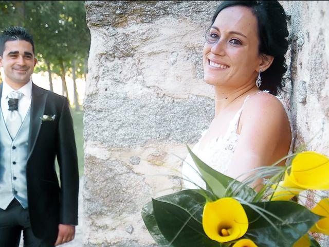 La boda de Fran y Alicia en Ávila, Ávila 30