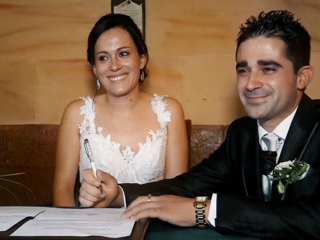La boda de Fran y Alicia en Ávila, Ávila 32