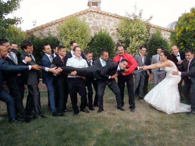 La boda de Fran y Alicia en Ávila, Ávila 33