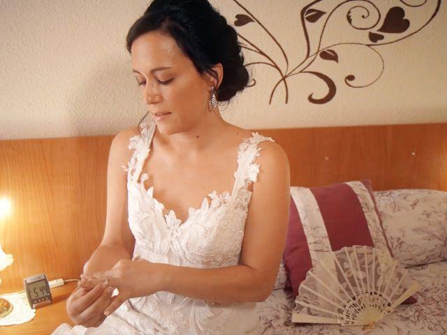 La boda de Fran y Alicia en Ávila, Ávila 34