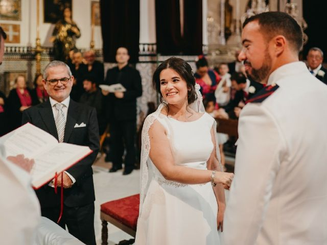 La boda de David y María en Sevilla, Sevilla 2