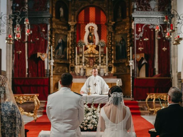 La boda de David y María en Sevilla, Sevilla 5