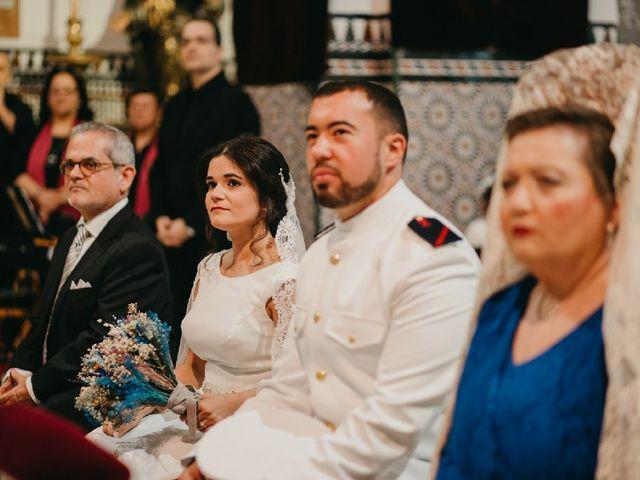 La boda de David y María en Sevilla, Sevilla 6