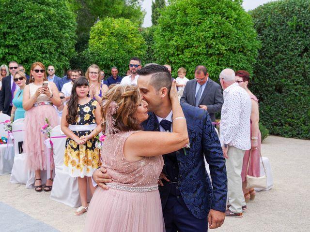 La boda de Javi y Marta en Vila-seca, Tarragona 8