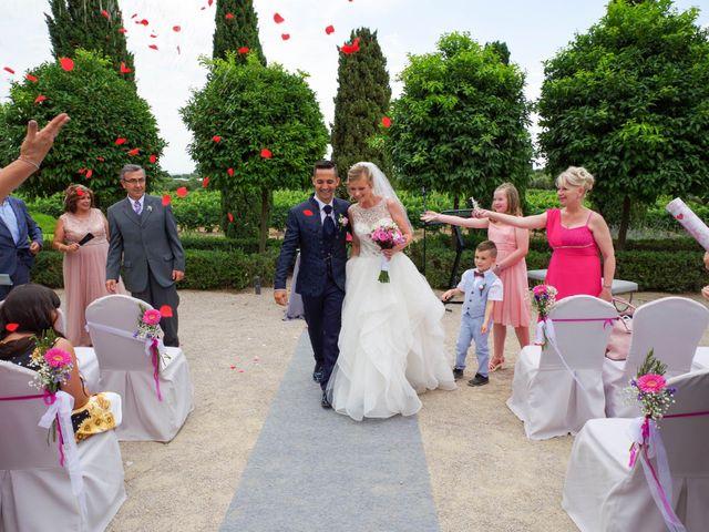 La boda de Javi y Marta en Vila-seca, Tarragona 15