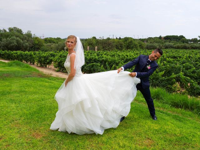 La boda de Javi y Marta en Vila-seca, Tarragona 21