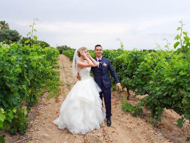 La boda de Javi y Marta en Vila-seca, Tarragona 22