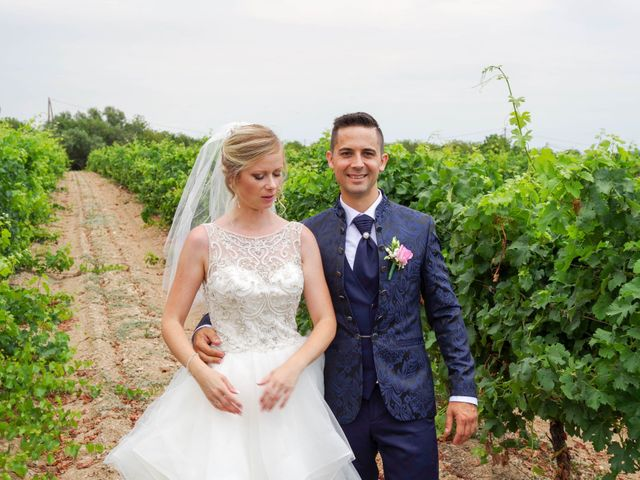 La boda de Javi y Marta en Vila-seca, Tarragona 23