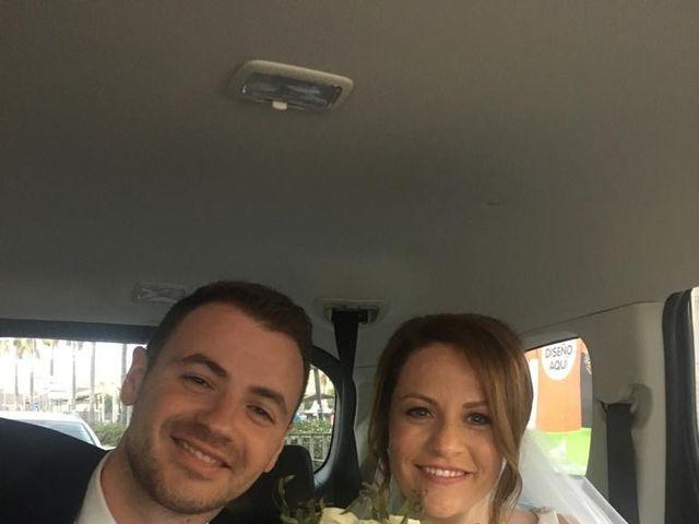 La boda de Jose y Ioana en Roquetas De Mar, Almería 5