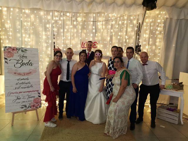 La boda de Jose y Ioana en Roquetas De Mar, Almería 6