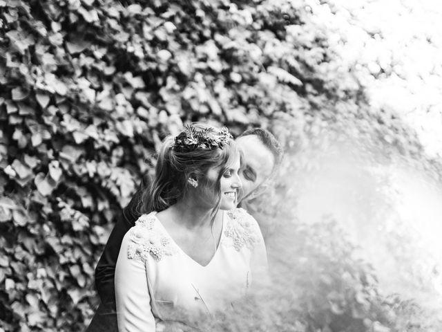 La boda de Andrea y Rafa