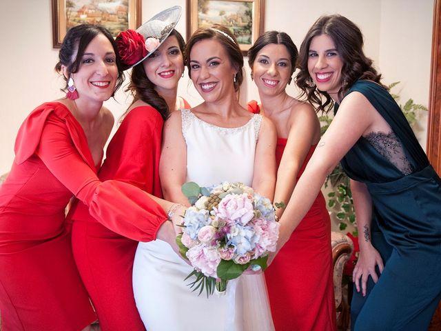 La boda de Jose Manuel y Laura en Sonseca, Toledo 9