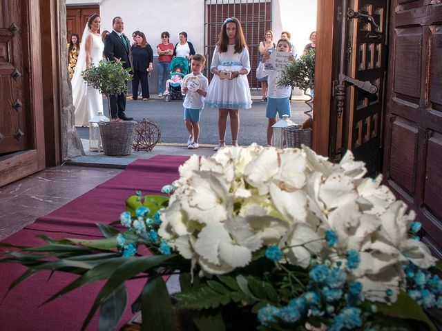 La boda de Jose Manuel y Laura en Sonseca, Toledo 10