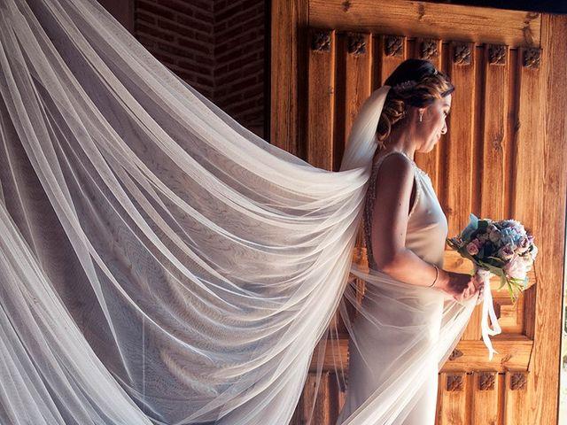La boda de Jose Manuel y Laura en Sonseca, Toledo 12