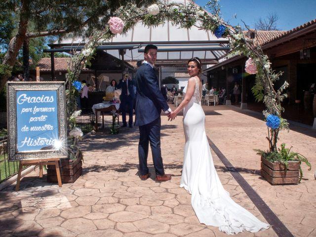 La boda de Jose Manuel y Laura en Sonseca, Toledo 17