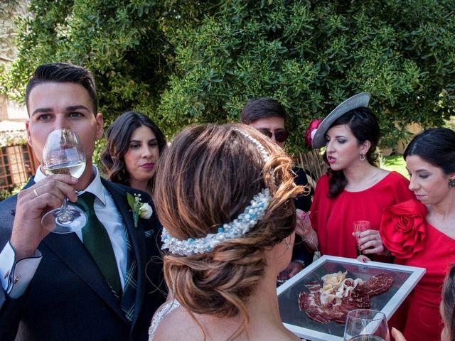 La boda de Jose Manuel y Laura en Sonseca, Toledo 18