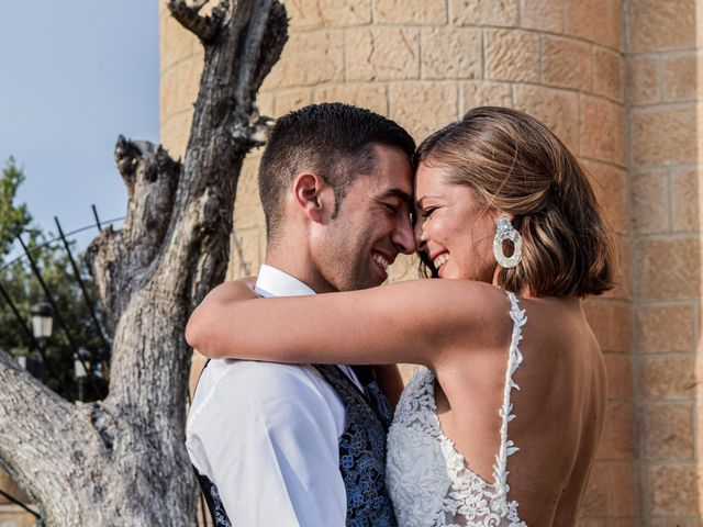 La boda de Victor y Paola en Pedrola, Zaragoza 2