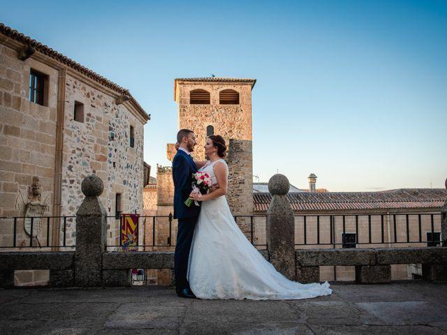 La boda de Javi y Eva en Cáceres, Cáceres 11
