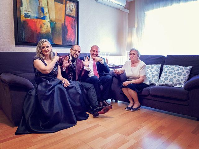 La boda de Alex y Natalia en Zaragoza, Zaragoza 17