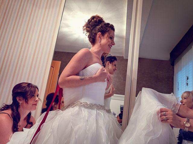 La boda de Alex y Natalia en Zaragoza, Zaragoza 27