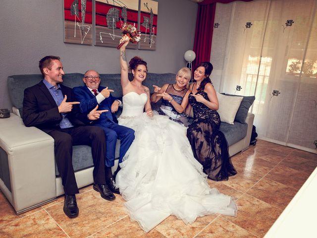 La boda de Alex y Natalia en Zaragoza, Zaragoza 40